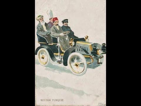 ABDÜLHAMİD VE ELEKTRİKLİ ARABA (130 Yıl Önce Osmanlı'ya Getirilen Elektrikli Araba)