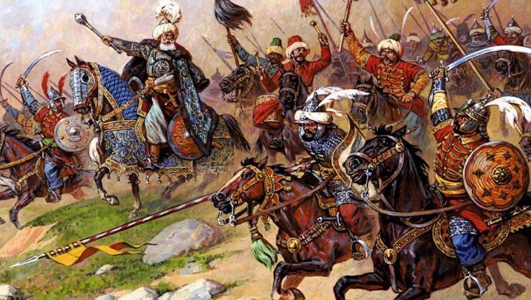 800 OSMANLI ASKERİ 70 BİN HAÇLIYI NASIL YENDİ(Çirmen Savaşı)