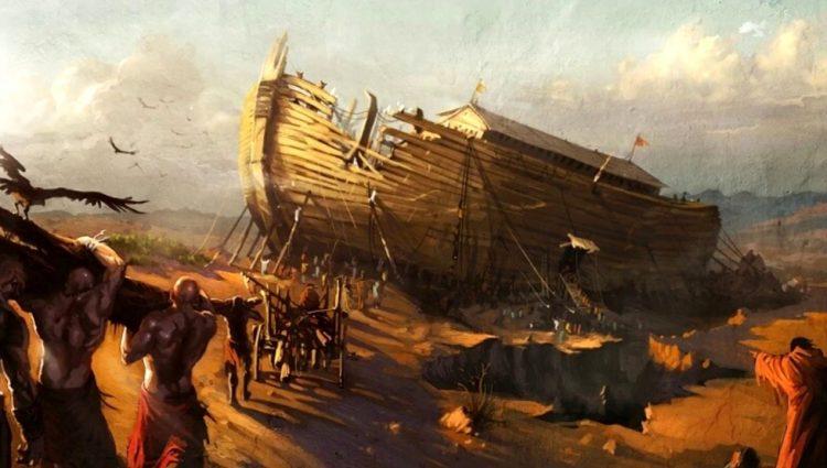 Hz Nuh'un Gemisi Ağrı Dağında Mı?