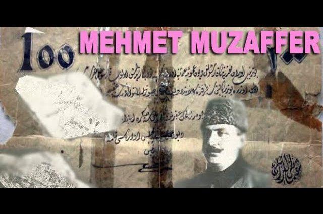 Mehmet Muzaffer - Bedeli Çanakkale' de Altın Olarak Tesviye Olunacaktır