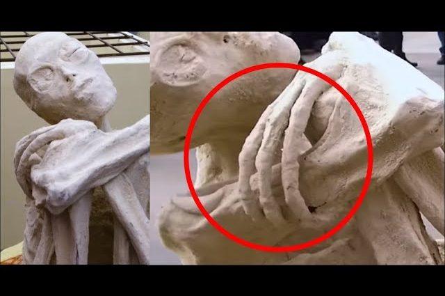 Peru Nazca'daki Mumyalar Uzaylılara Mı Ait