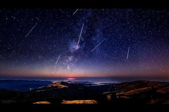 Geminid Meteor Yagmuru Nedir