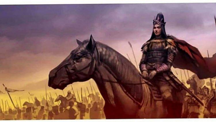 İlk Türk Kadın Hükümdar Tomris ve Kiros'la Yaptığı savaş