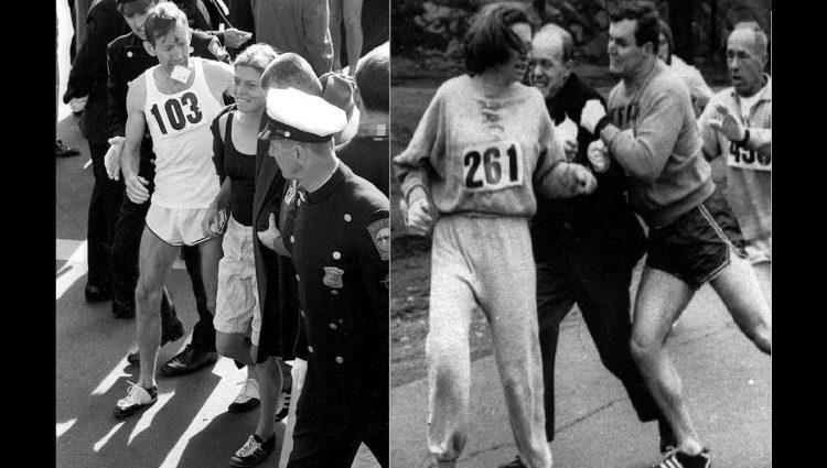 Boston Maratonu'na katılan ilk kadınlar | Birçok kişiye ilham kaynağı olan 2 kadın