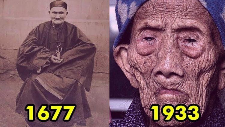 256 Yıl Yaşayan Adam Li Ching-Yuen