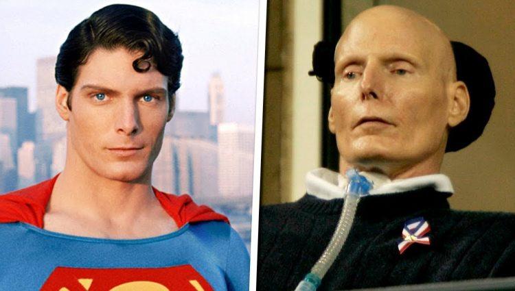 Sinemadaki Rolü Gerçek Olan Oyuncular (Eski Süperman Christopher Reeve)