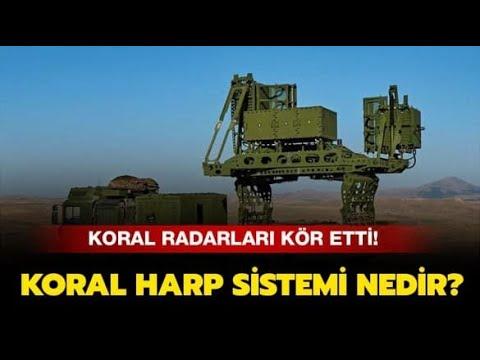 Koral Radarları Kör Eden Sistem