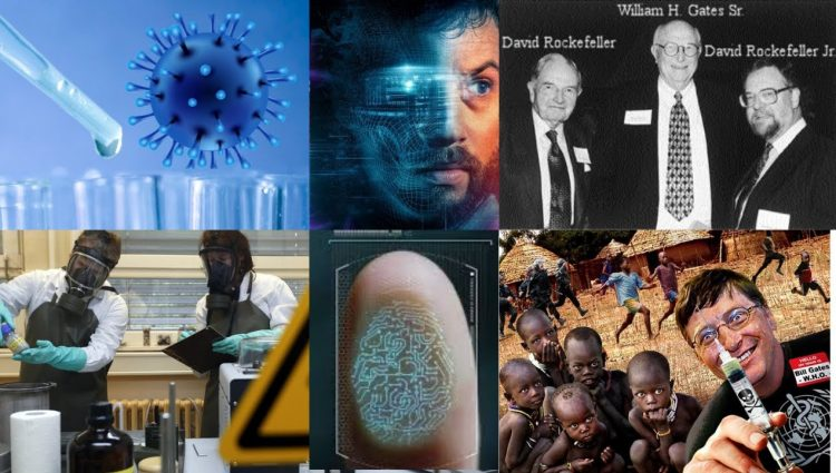 Corona Virüs Labaratuvarda Mı Üretildi ? Nüfus Azaltma Planı - Bill Gates ve Rockefeller İlişkisi