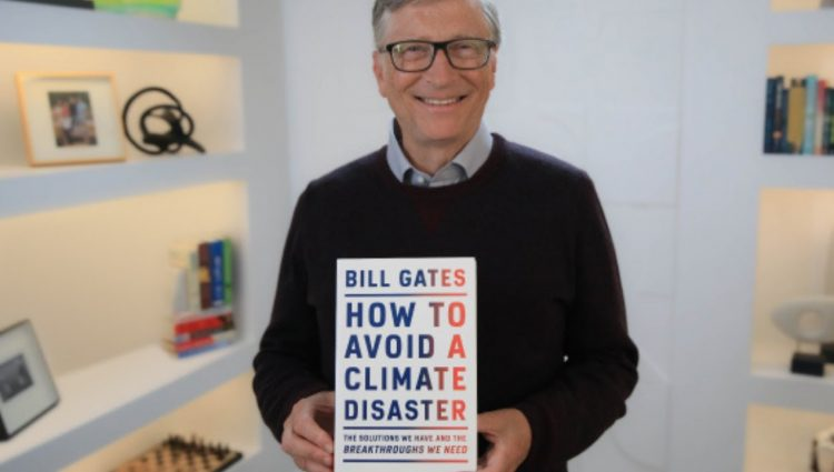 Bill Gates'in Yeni Kitabı Bir iklim Felaketinden Nasıl Kaçınılır