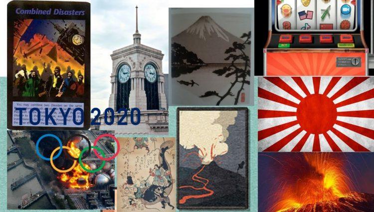 Japonya Olimpiyatları Bu Yılda Olmayabilir (Volkanik patlama - Deprem - Tsunami - Nükleer Riskleri)