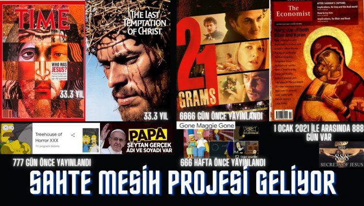 4 Aralık'tan Sonra Sahte Mesih   Sahte Deccal Projesi Devreye Girecek